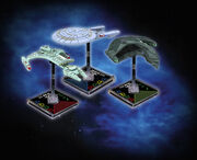 Star Trek Attack Wing USS Enterprise-D