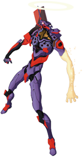 Evangelion Unit-01 (Pseudo-evolved)