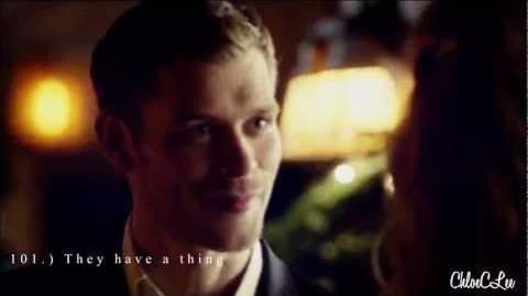 101 Reasons To Ship Klaus Caroline