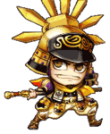 Hideyoshi Toyotomi (1MSW)