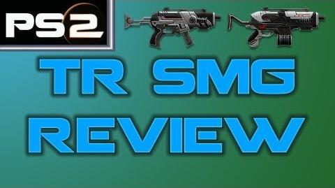 Planetside 2 - Terran Republic SMG review - Mr. G4F-1