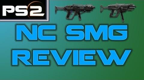 Planetside 2 - New Conglomerate SMG review - Mr. G4F-1