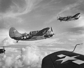 Helldivers over Saipan