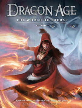 New World of Thedas cover