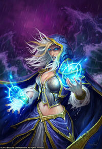 Jaina Proudmoore (New)