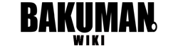 Bakuman Wiki-wordmark