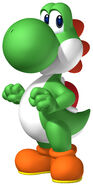 Yoshi MP8 Artwork