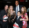 1-8-13 Attends Bulls Annual Charity Dinner 006