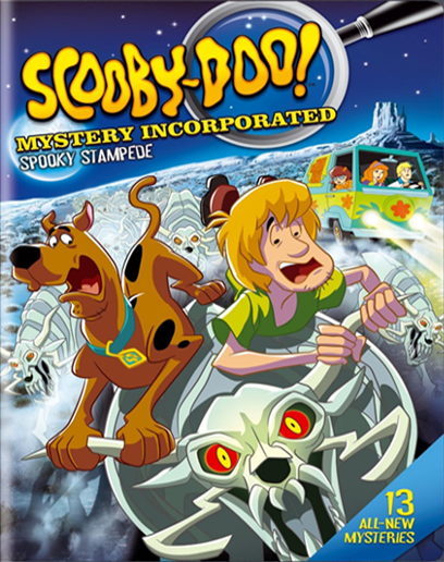 Scooby Doo Mystery Incorporated Season 2 DVD