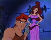 Hercules The Animated Series megara4