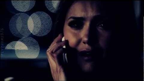 Damon & Elena - The choice Flashback Elena became a vampire (HD) Season Finale 3x22 ♥