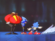 Sonic, we are not surfing around here