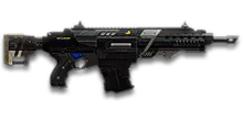 NC1 Gauss Rifle