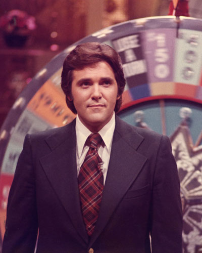 Chuck Woolery - Wheel of Fortune History Wiki