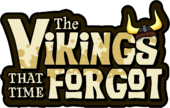 The Vikings That Time Forgot Logo