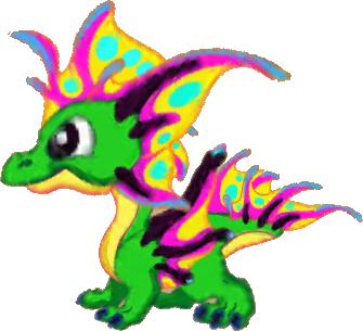 Dragon Vale Spring Dragon