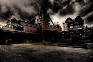 Industrial Area II by DarK Tox1c
