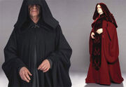 Sidious robes