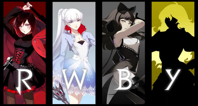 [Anime / Concept] RWBY RWBY_Updated