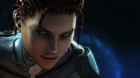 StarCraft II Heart of the Swarm Preview Trailer