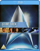 Star Trek IV The Voyage Home Blu-ray cover Region B