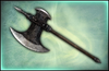 Axe - 2nd Weapon (DW8)