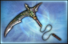 Chain &amp; Sickle - 3rd Weapon (DW8)