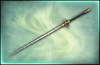 Lightning Sword - 2nd Weapon (DW8)