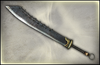 Nine-Ringed Blade - 1st Weapon (DW8)