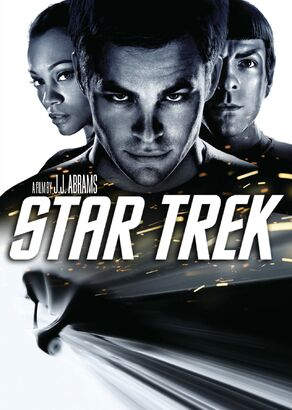 Star Trek DVD Region 1 cover