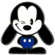 Oswald Cuties pin