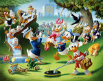 Holiday in Duckburg