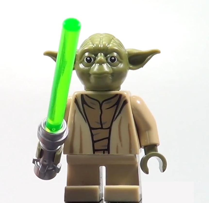 yoda brickipedia the lego wiki. Black Bedroom Furniture Sets. Home Design Ideas