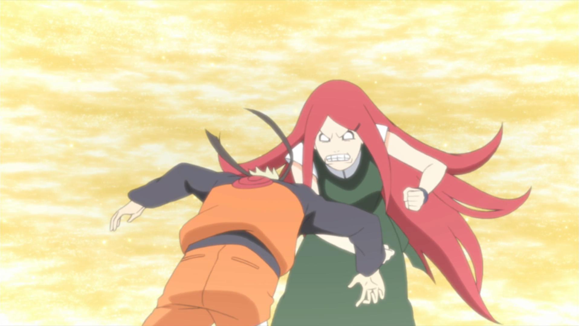 Kushina Uzumaki Narutopedia The Naruto Encyclopedia Wiki