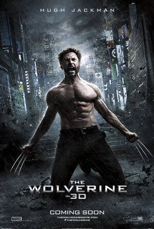 Wolverine poster