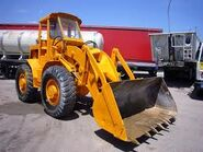 1990 CALSA Super 1100 4X4 Loader