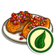 Organic Bruschetta-icon
