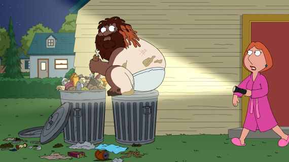 Family Guy Season 11 Episode 17 Bigfat