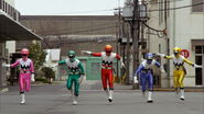 Episode 11 - Gingaman Change
