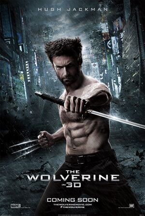 The Wolverine (film) poster 003
