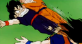 Gohan, Defeat Your Dad!! - Krillin Gohan heavy finish2