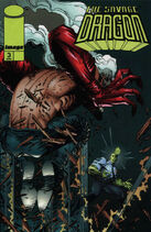 Savage Dragon Vol 1 3