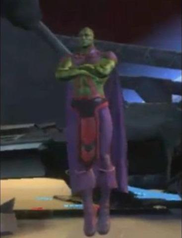 Martian Manhunter - Injustice:Gods Among Us Wiki Nightwing Injustice Comic