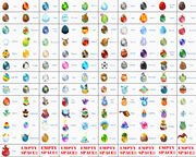 Colection Eggs