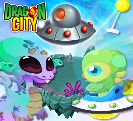 Invasión Alienígena - Wiki Dragon City