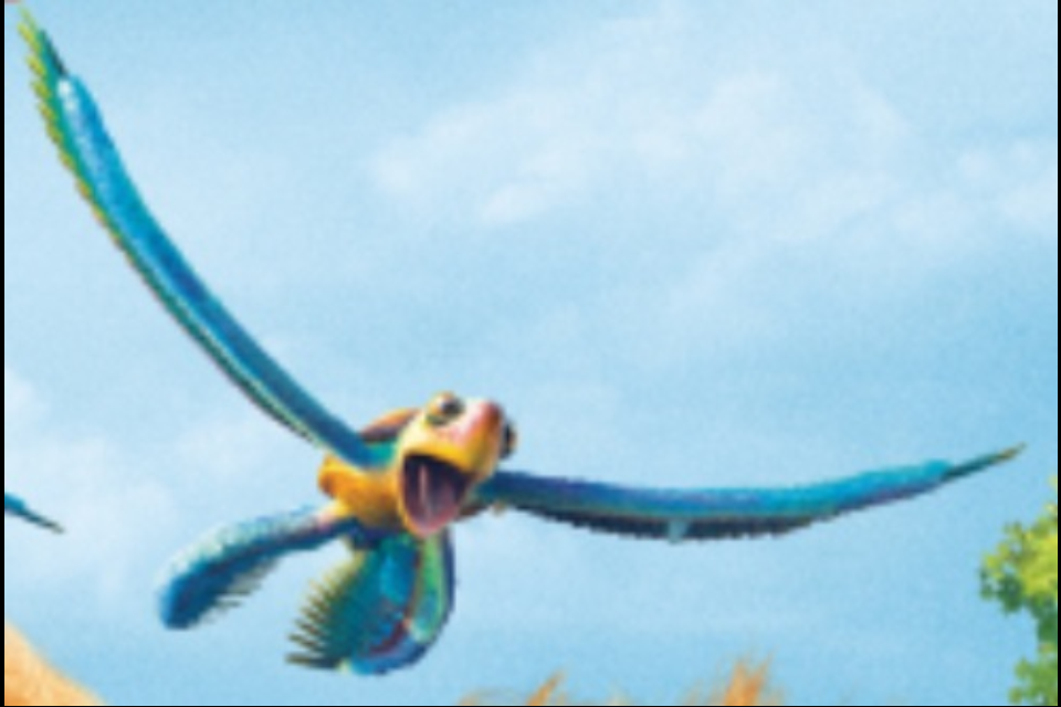 Turtle Dove - The Croods Wiki