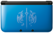 Fire Emblem Awakening 3DSXL System