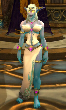 Highborne Azshara