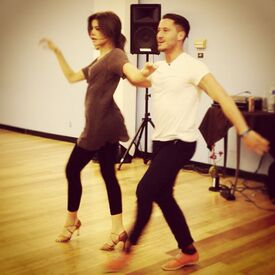 Zendaya-coleman-DWTSRehearsies