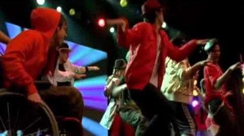 "Glee Cast Version- Give Up The Funk ""Full Performance"
